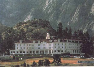 The Stanly Hotel in Colorado. In the Top 10 Most Haunted.