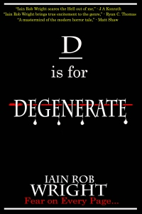 DegenerateReviewCover