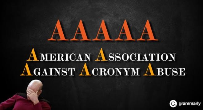 AcronymAbuse
