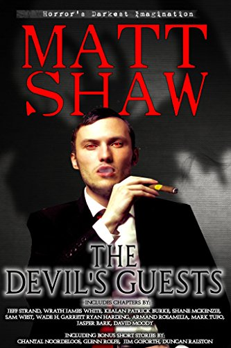 The Devil's Guests will be out on February 3, 2017