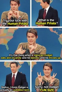 I can find a Stefon quote for any situation!