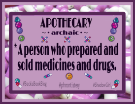define-apothecary